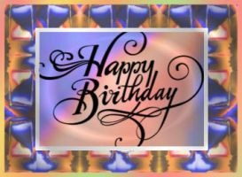 HaPPyBdAy-CaRd by Me2Smart4U