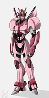 Elita One by Valkyrie-Girl
