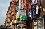 China town. NYC by bazzii