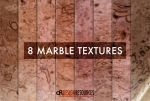 8 Marble Textures by FakeFebruary