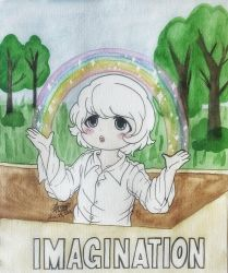 IMAGINATION by ShanaleiaArts