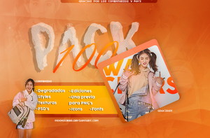 PACK//100+ WATCHERS by MoonSober