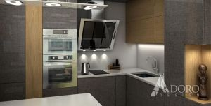 Kitchen Interior Design by adorodesign