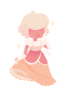 Padparadscha by Indie-Cakes