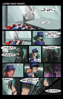 BFOI - Post R5 - CORNERED - P1 by Cold-Creature