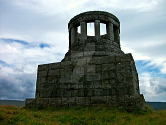 Statues and Monuments Stock - MacIntyre Monument by Quadraro