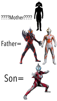 A question for Ultraman Geed? by WallpapperUltra16