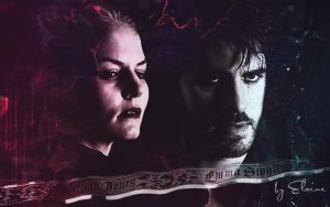 Dark CaptainSwan by Elaine-captain-swan