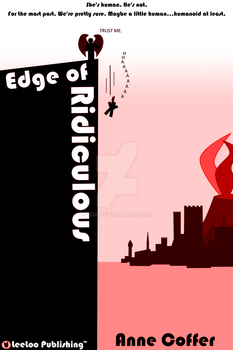 Edge Of Ridiculous eBook Cover by icia