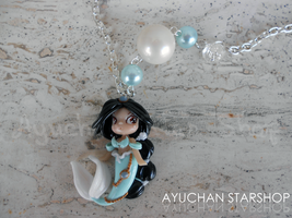 Jasmine Under the Sea by AyumiDesign