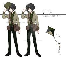 [T] Kite by shriotorizawa