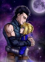 Fate Zero-Together in the night by syren007