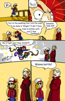 HG Nuzlocke : 22 by SaintsSister47