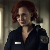Officer Nicole Haught by Frvmed