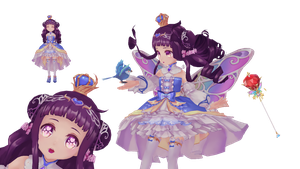 [MMD] Aura Kingdom Snow White Download by Horiew