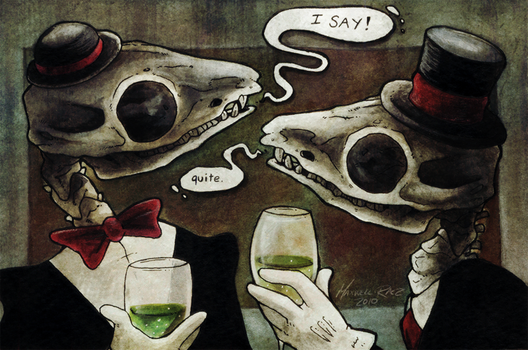 -dead man's party- by weird-science