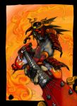 Blazing Spirit by the-hary
