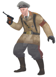 Richtofen by burntbeebs