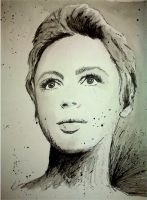 Edie Sedgwick by LordColinOneal