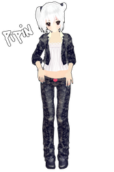 MMD Pipin DL by nyanami
