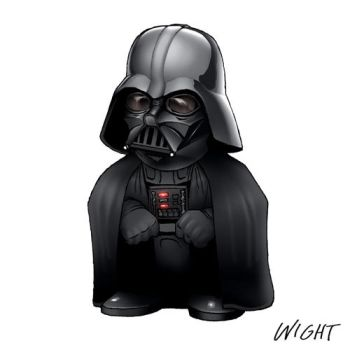 D is for Darth by joewight