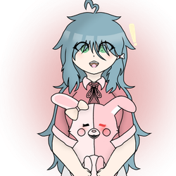 Amari and Monomi by HannaOuO
