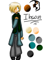 Ihsan :REF: by Bonnieart04