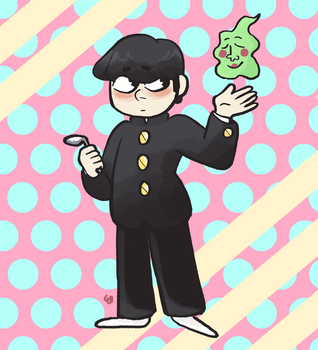 MOB by mushroomstairs