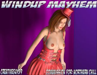 WindupMayhem-01 by creativeguy59