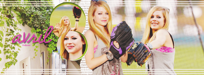 Avril Lavigne by AvrilJessie