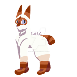 First lineless drawing by EeveeXSylveon