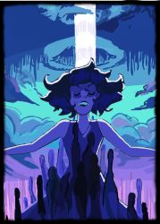 Lapis Lazuli the Water Witch by Rosae94