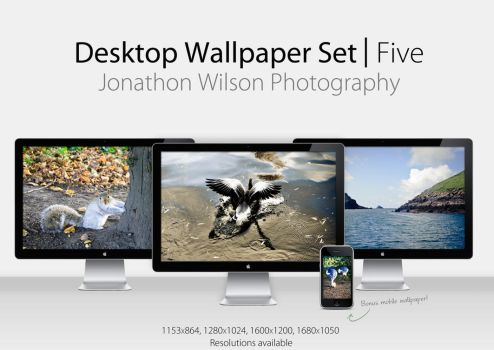 Wallpaper Pack Five by city17