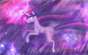 Twilight in Space by Astropteryx