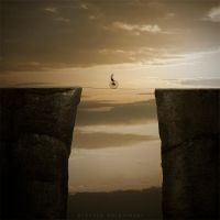 On the edge by Alshain4
