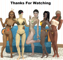 Thanks For Watching by apwr04