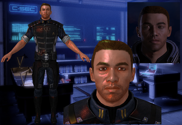 Customized Shepard of Cherry-Wayne by Melllin