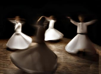 Whirling Dervishes by Chris-Lamprianidis