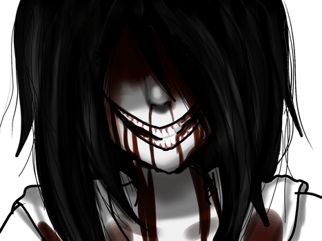 Jeff The Killer REMASTERED by Lofi-Senpai