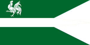 Flag of Qubah by LNucleus