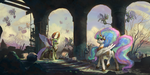 Flower of the Wastelands by Huussii