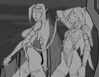 DESTINY- Animatic screenshot-6 by edwardrigaud