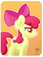 Apple Bloom by Atomic8497