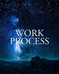 Leave Wondering / Work Process by Pincons