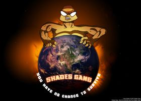 Shades Gang Wallpaper - NCTS by Axeraider70
