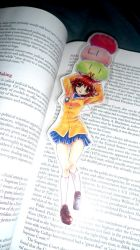 Clannad Bookmark by OmiOhMy