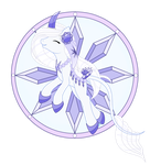Lady Amalthea contest entry by Beadedwolf22
