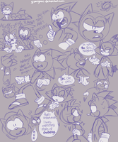 sonics  by gumiguava