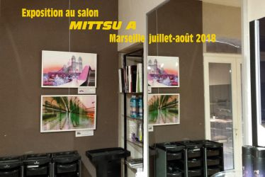 Expo MITTSU A - Exhib MITTSU A hair saloon by pixeliums