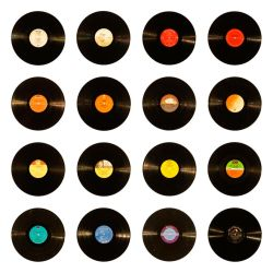 Vinyl Typology by Element-Spirits